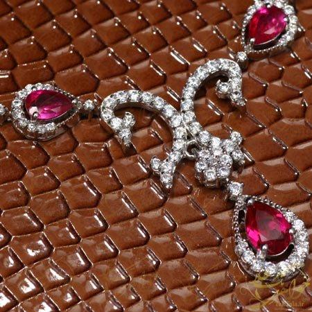 سرویس جواهر یاقوت سرخ